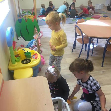 Galeria Przedszkole wrzesień