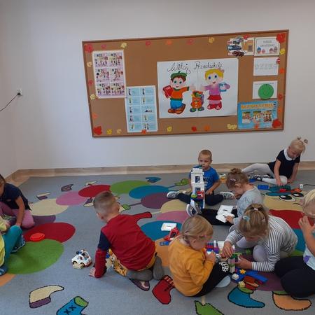 Galeria Pierwsze dni w przedszkolu