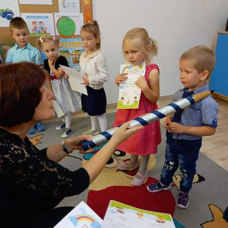 Galeria Pasowanie przedszkole 2021